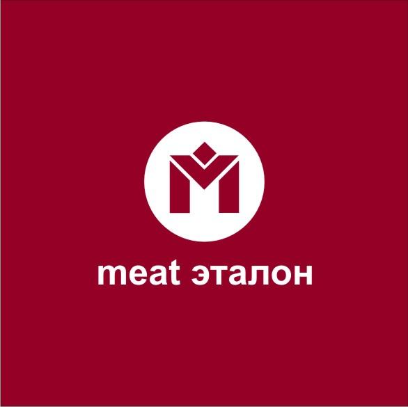 Логотип компании «Meat эталон» фото f_0735703e49ce7b54.jpg