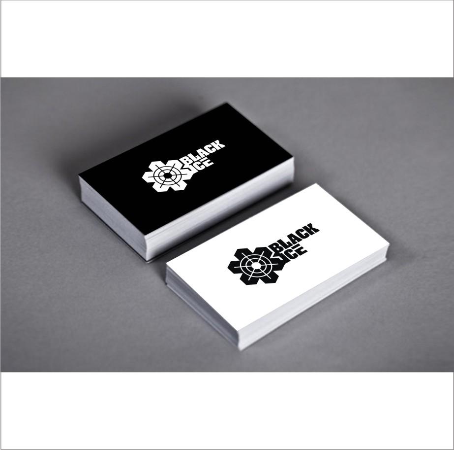 """Логотип + Фирменный стиль для компании """"BLACK ICE"""" фото f_274571a69fb700ce.jpg"""