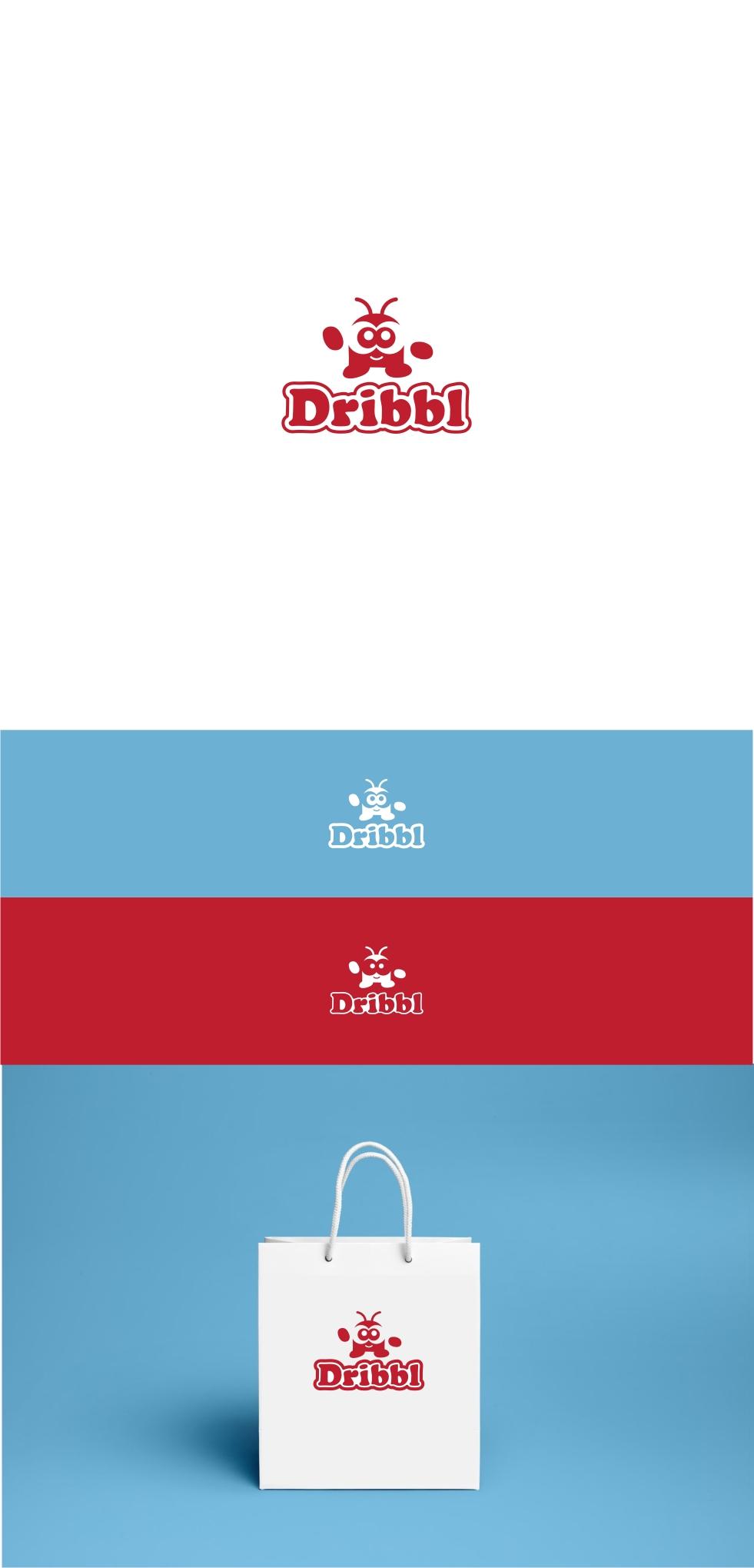 Разработка логотипа для сайта Dribbl.ru фото f_3495aa02f28e9064.jpg