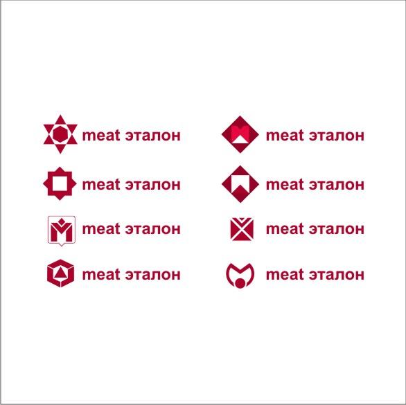 Логотип компании «Meat эталон» фото f_40156fb680000161.jpg