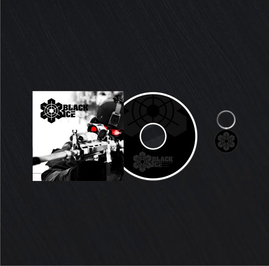 """Логотип + Фирменный стиль для компании """"BLACK ICE"""" фото f_476571856d201a51.jpg"""