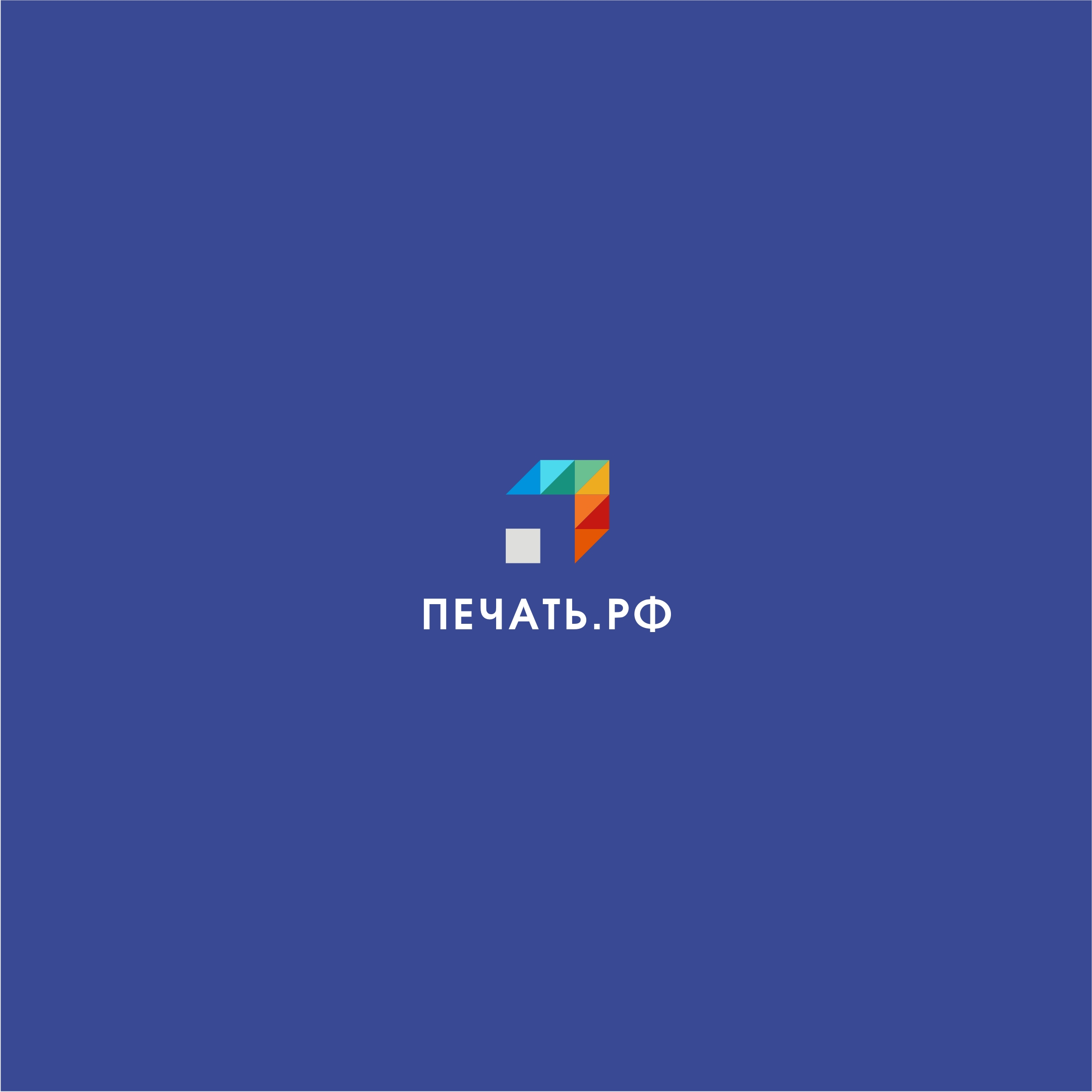 Логотип для веб-сервиса интерьерной печати и оперативной пол фото f_4945d2c67d9093bd.jpg