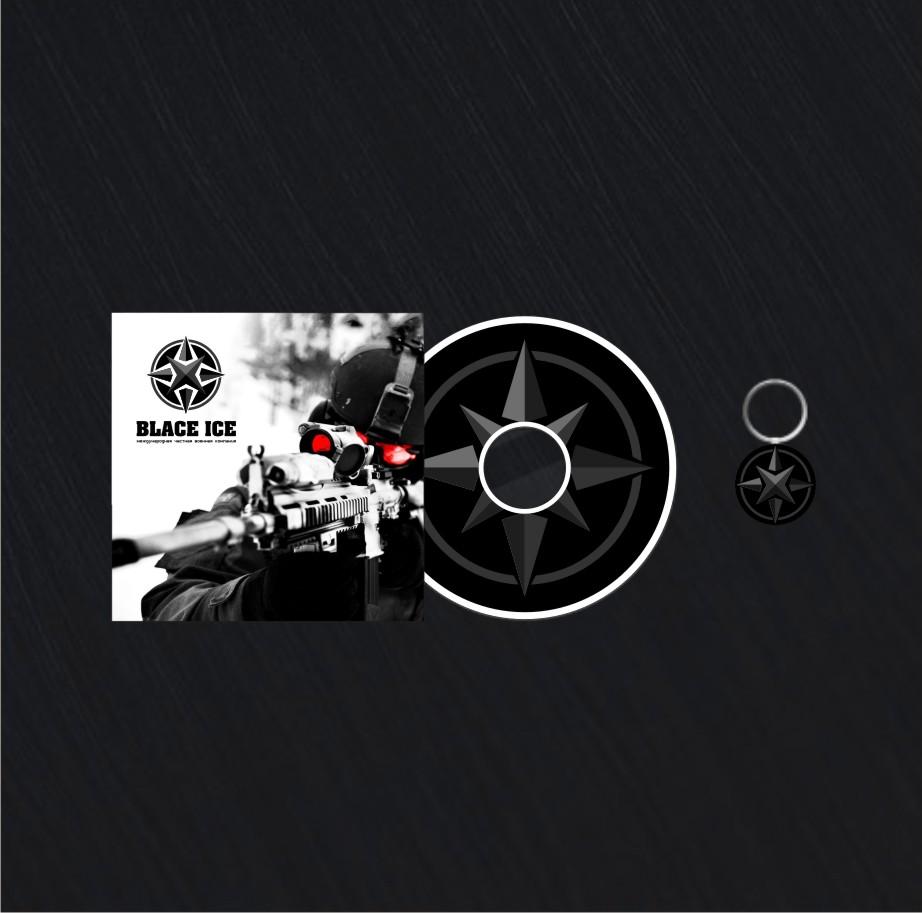 """Логотип + Фирменный стиль для компании """"BLACK ICE"""" фото f_62256ed4865d574c.jpg"""