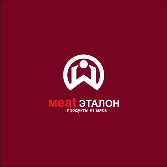 Логотип компании «Meat эталон» фото f_68356fb6999c38f4.jpg