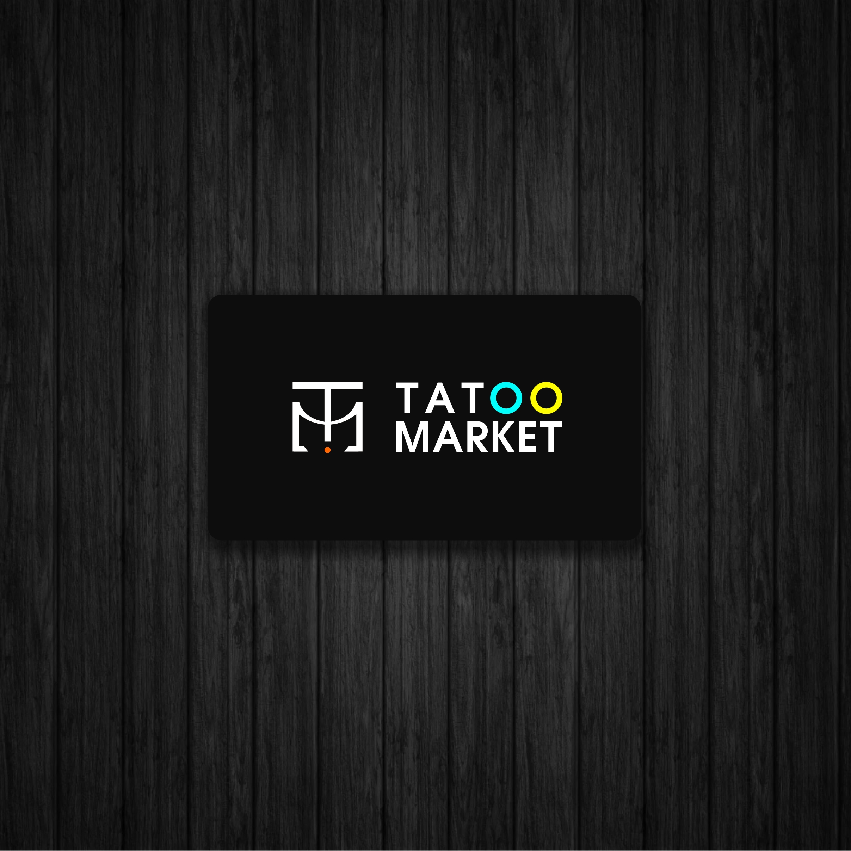 Редизайн логотипа магазина тату оборудования TattooMarket.ru фото f_7925c405f7d0c22a.jpg