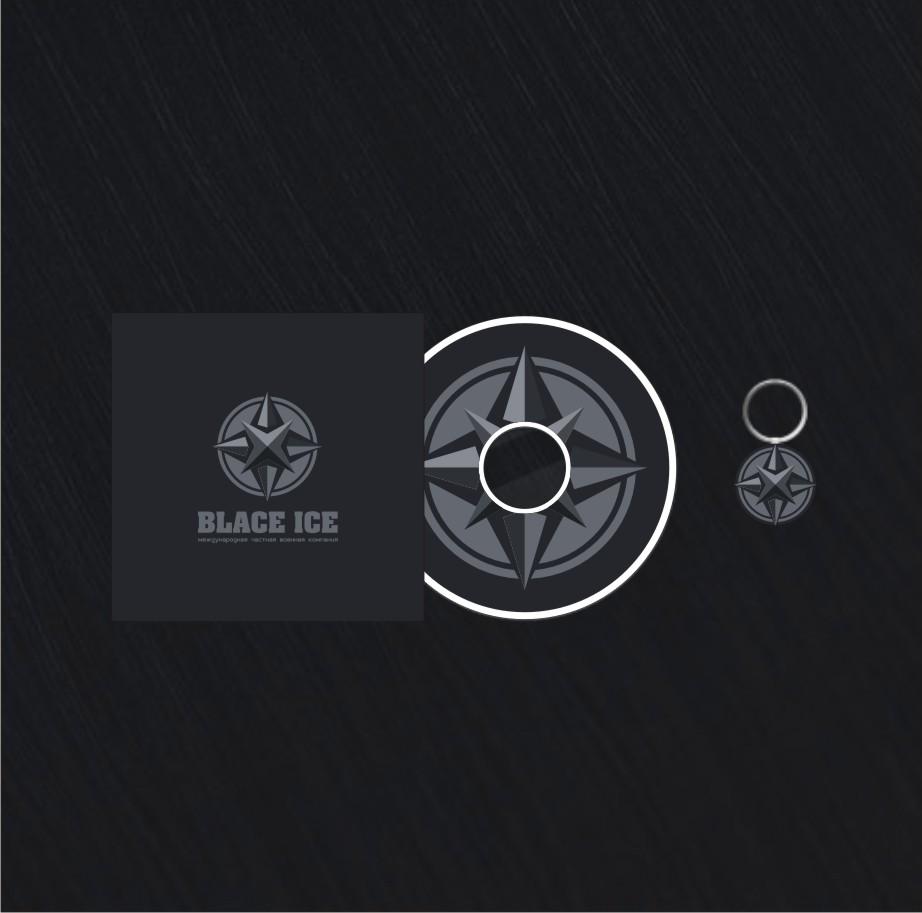 """Логотип + Фирменный стиль для компании """"BLACK ICE"""" фото f_79456ed3f1b1dcc7.jpg"""