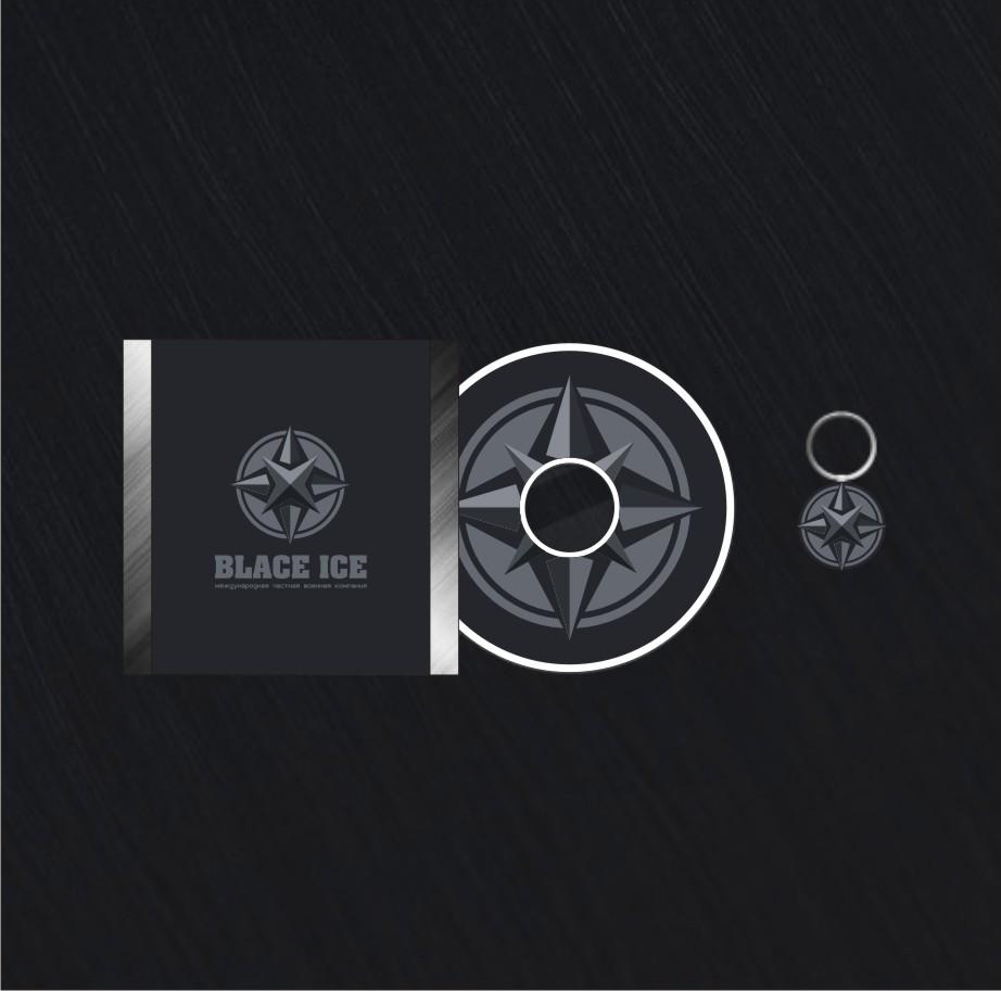 """Логотип + Фирменный стиль для компании """"BLACK ICE"""" фото f_89656ed3d0646b55.jpg"""