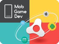 Сайт разработчиков игр MobGameDev