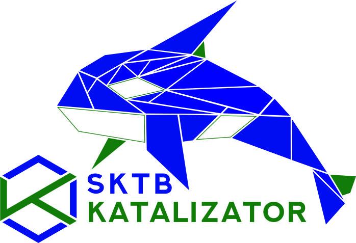 Разработка фирменного символа компании - касатки, НЕ ЛОГОТИП фото f_3265afd77d70716c.jpg