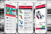 iOS Приложение Магазин