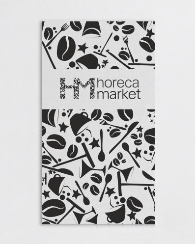 Компания «Horecamarket» (визитка)