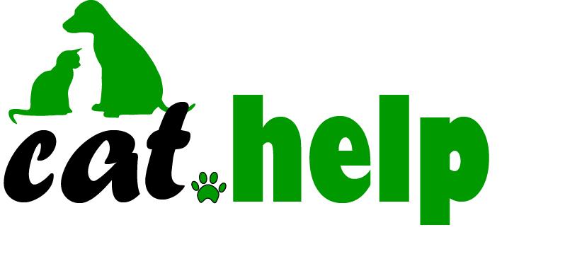 логотип для сайта и группы вк - cat.help фото f_41959dbd7f594013.jpg