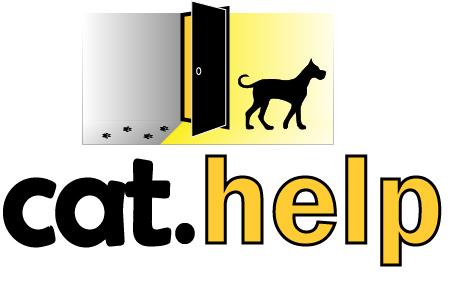 логотип для сайта и группы вк - cat.help фото f_78659dd23301fa60.jpg