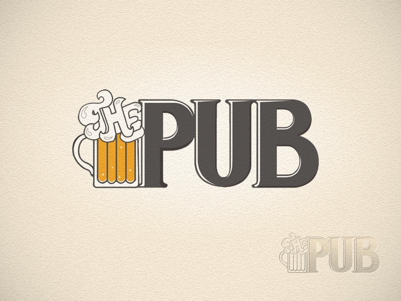 "Разработка логотипа торговой марки ""THEPUB"" фото f_76051dfbbcf12404.jpg"