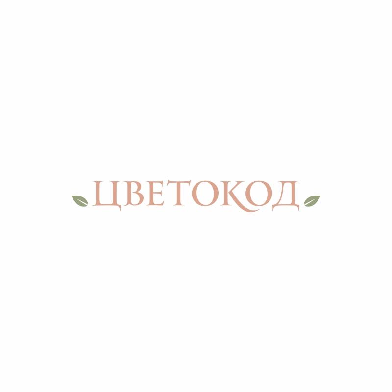 Логотип для ЦВЕТОКОД  фото f_0325d0373b33a332.jpg
