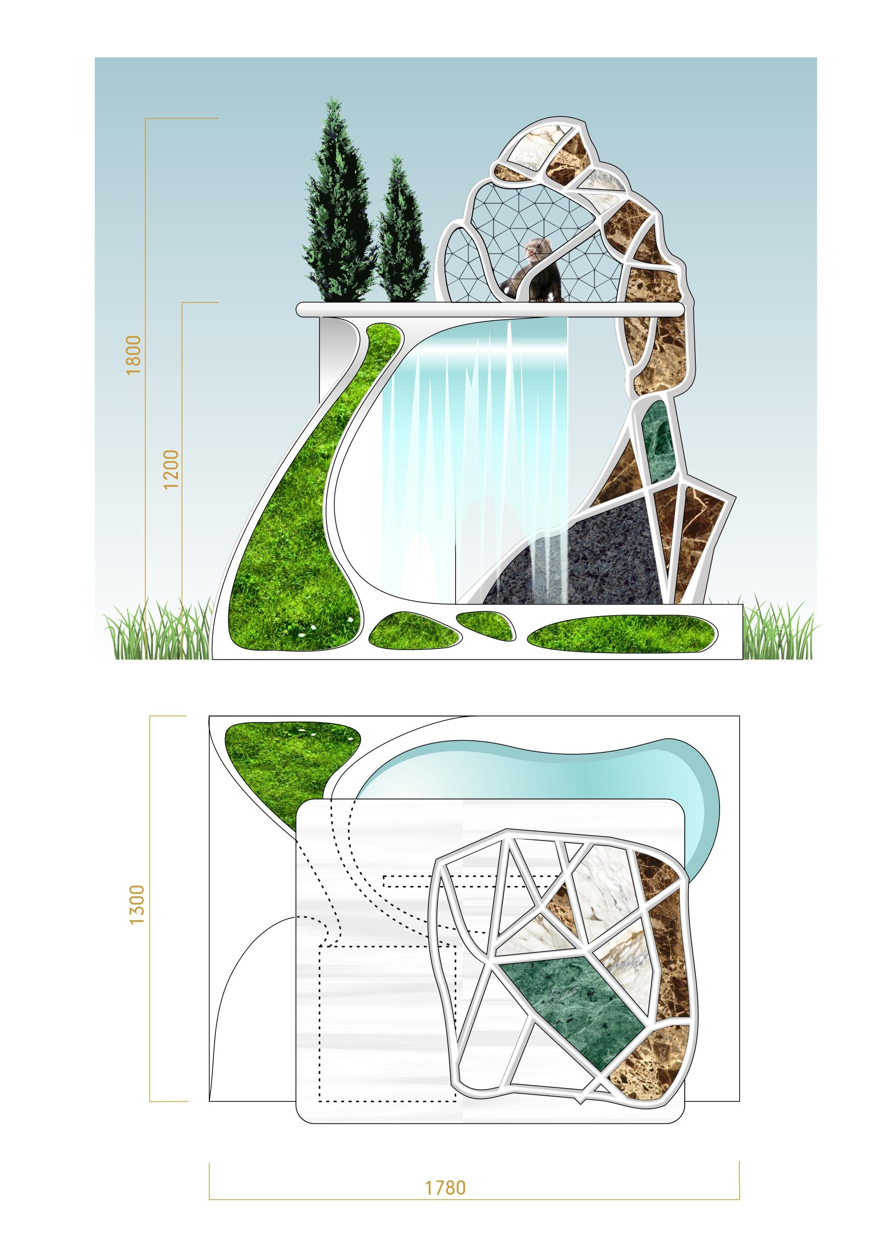 Дизайн конструкции для размещения в ней живого соболя фото f_3195700aec09ed5b.jpg