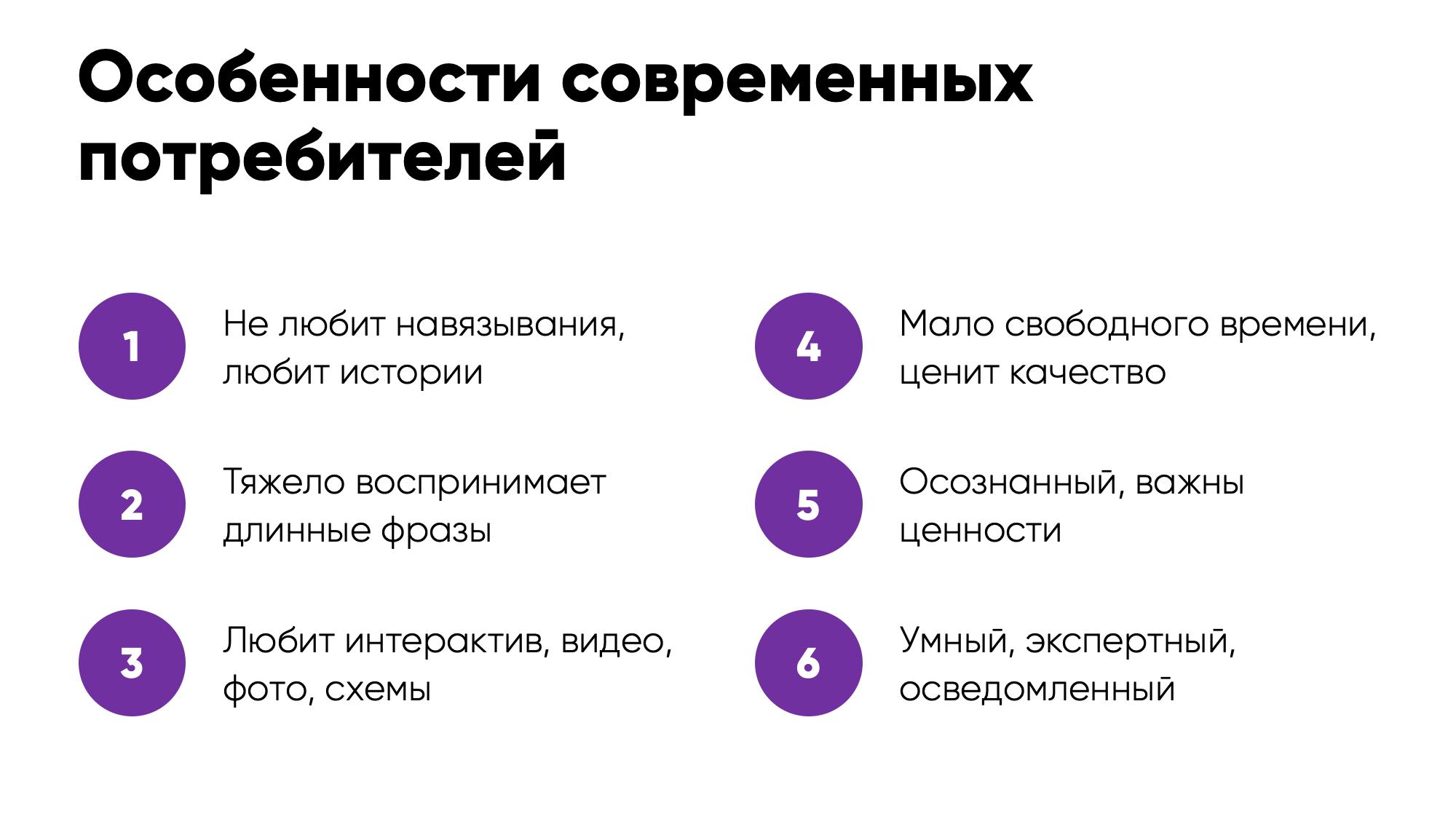 Пример слайда 1