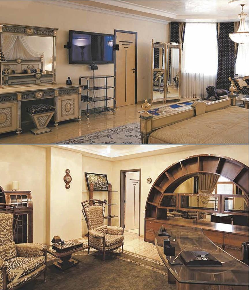 Приватный жилой дом в Крылатском_2 этаж