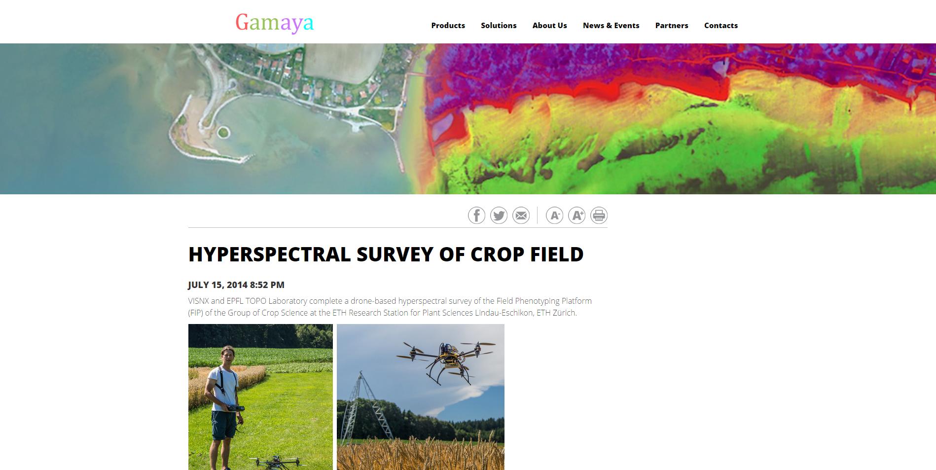 Разработка логотипа для компании Gamaya фото f_1565482f9db6fbd5.png