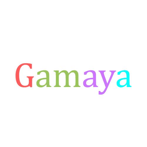 Разработка логотипа для компании Gamaya фото f_9615482f9d64c9ac.png
