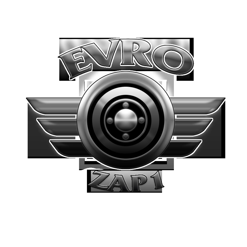 """Логотип """"EVRO ZAP1"""""""