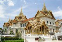 Древний город Таиланда -  Аюттайя.