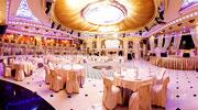 Банкетный зал для свадьбы.