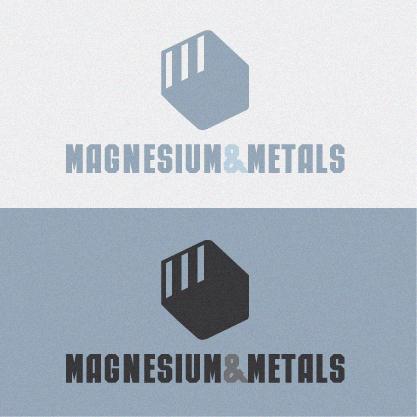 Логотип для проекта Magnesium&Metals фото f_4e7b682c931a1.jpg