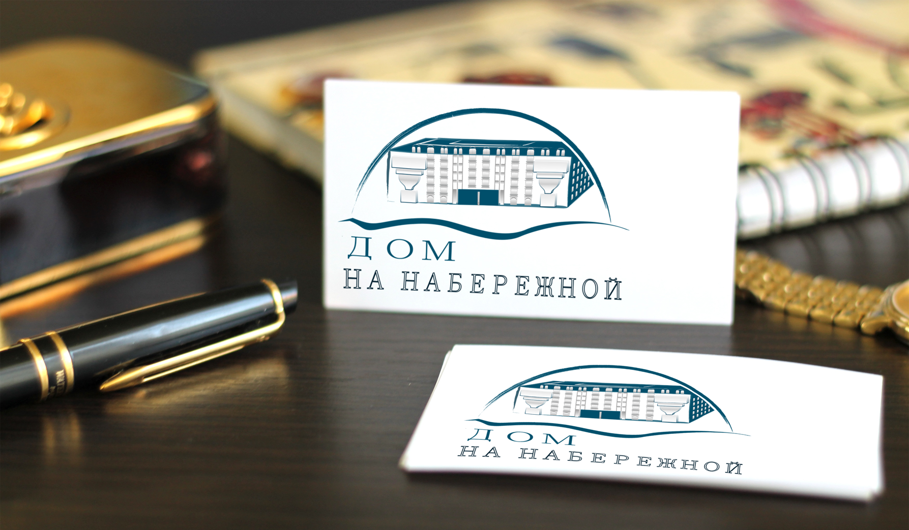 РАЗРАБОТКА логотипа для ЖИЛОГО КОМПЛЕКСА премиум В АНАПЕ.  фото f_1025dee3b4f04a03.png