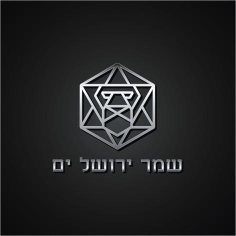 Разработка логотипа. Компания Страж Иерусалима фото f_153520b517b7bba0.jpg