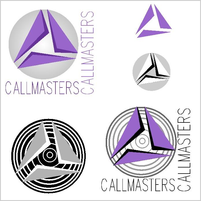 Логотип call-центра Callmasters  фото f_0035b6d733fc3a0b.jpg