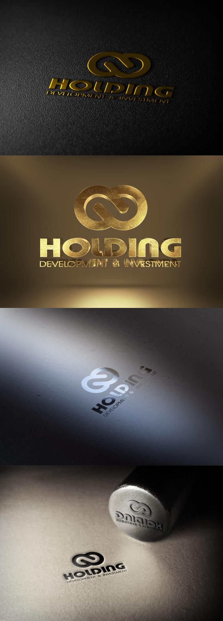 """Разработка Логотипа +  Фирменного знака для компании """"O & O HOLDING"""" фото f_0705c7e9b6d35921.png"""
