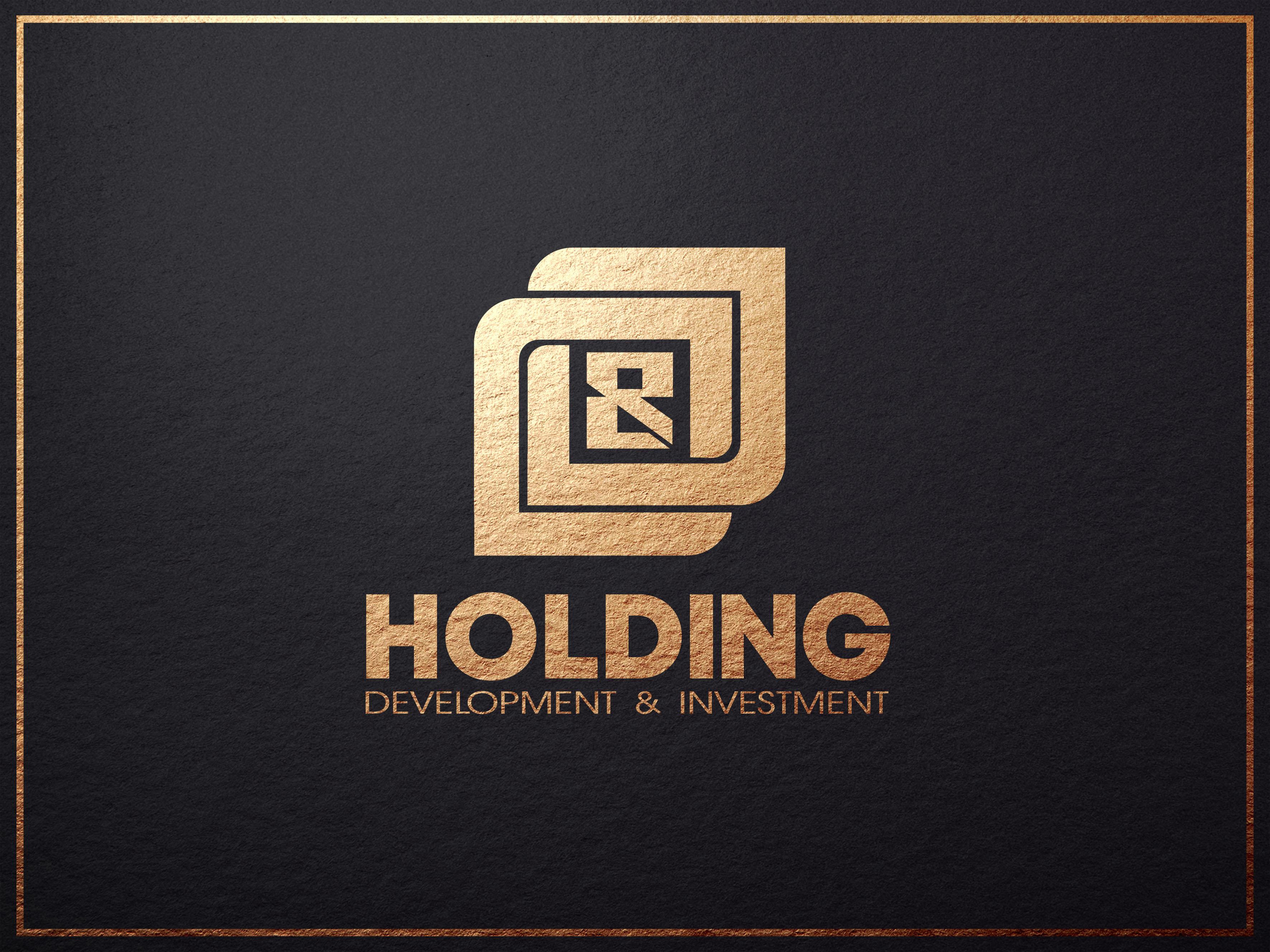 "Разработка Логотипа +  Фирменного знака для компании ""O & O HOLDING"" фото f_0715c7c37341afd5.jpg"