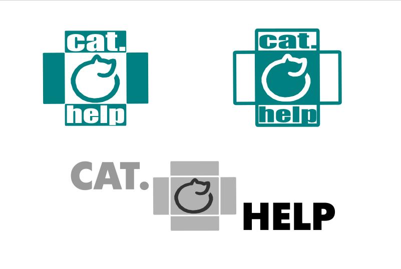логотип для сайта и группы вк - cat.help фото f_12659dfb3ade4b6c.png