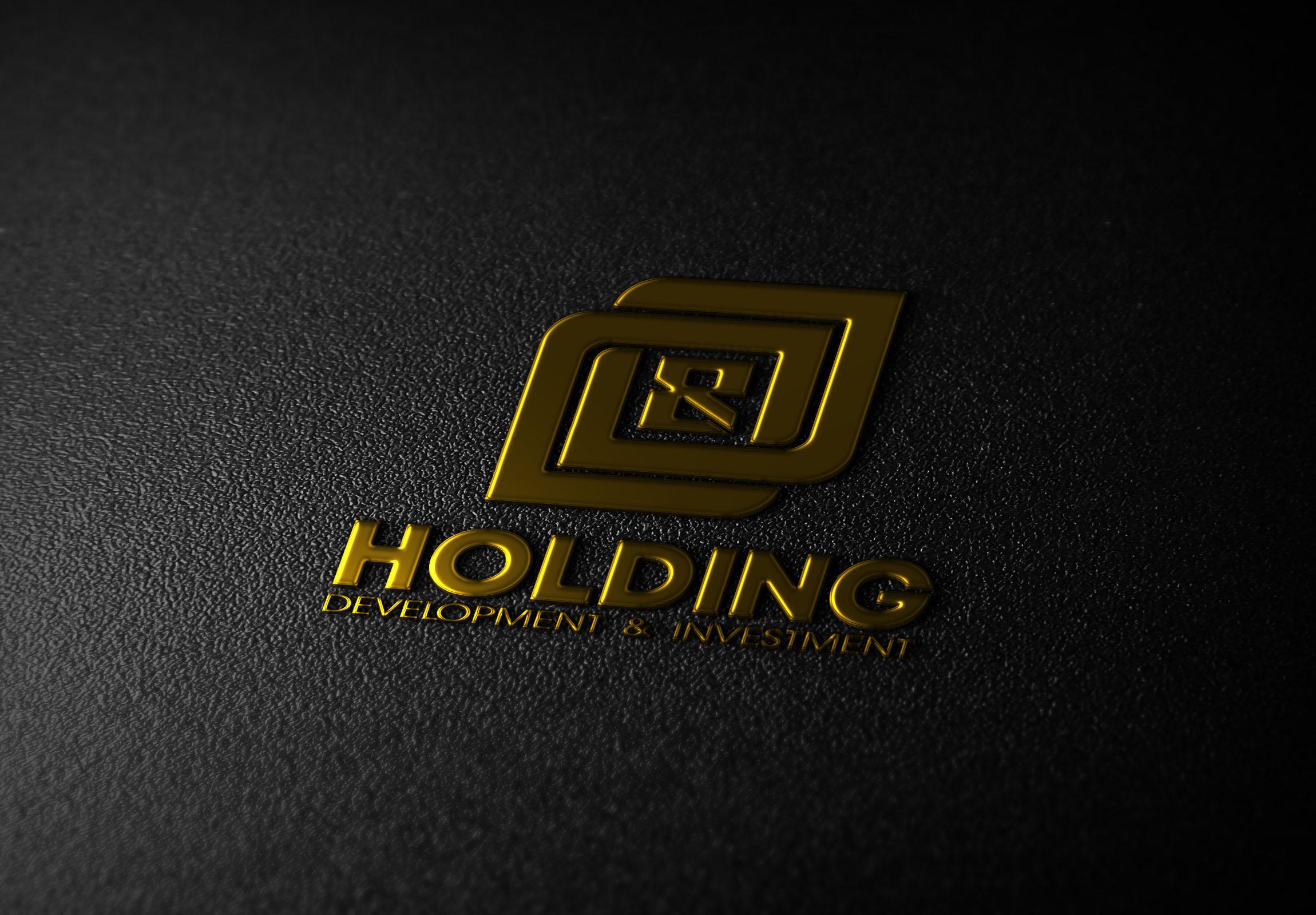 "Разработка Логотипа +  Фирменного знака для компании ""O & O HOLDING"" фото f_1555c7c600e67144.jpg"