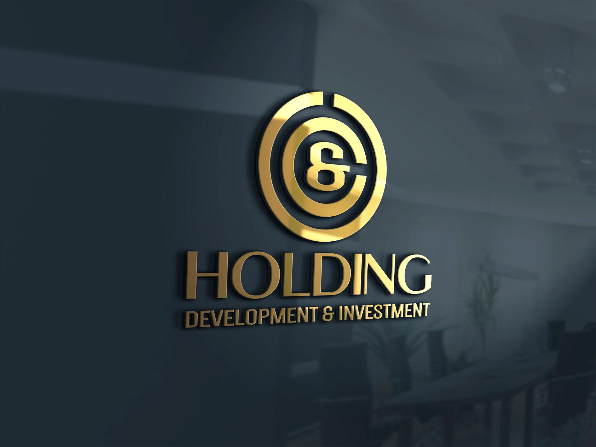 "Разработка Логотипа +  Фирменного знака для компании ""O & O HOLDING"" фото f_5105c7ed99579c74.jpg"