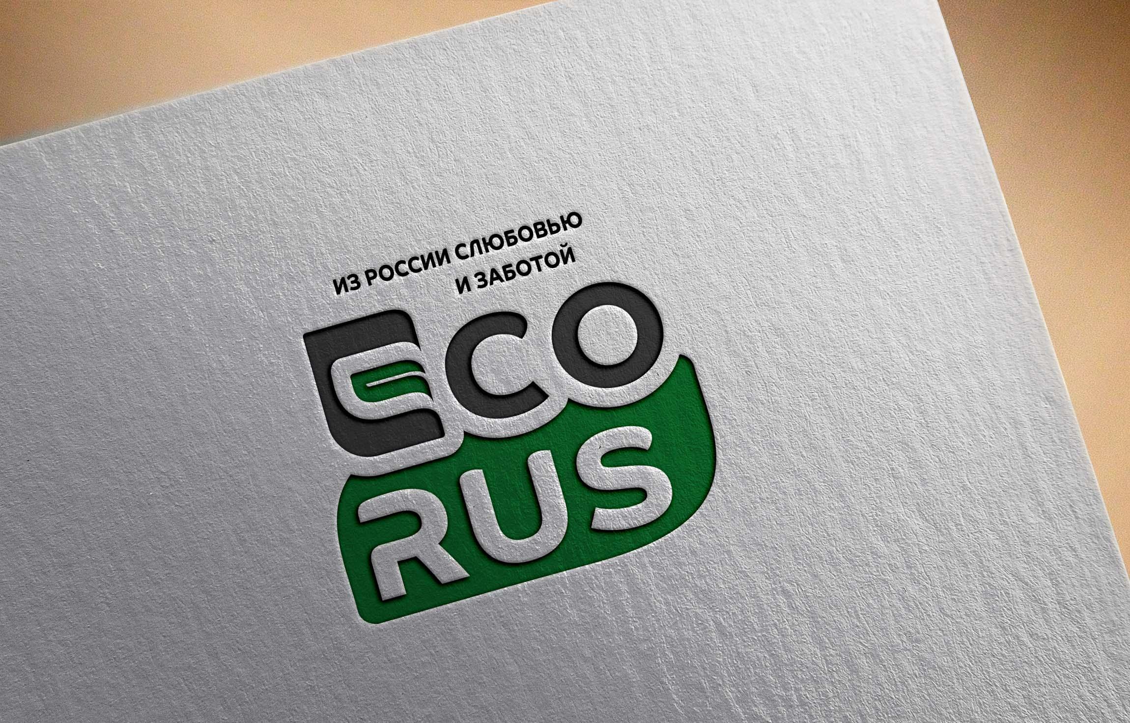 Логотип для поставщика продуктов питания из России в Китай фото f_5255eb550f063b9a.jpg