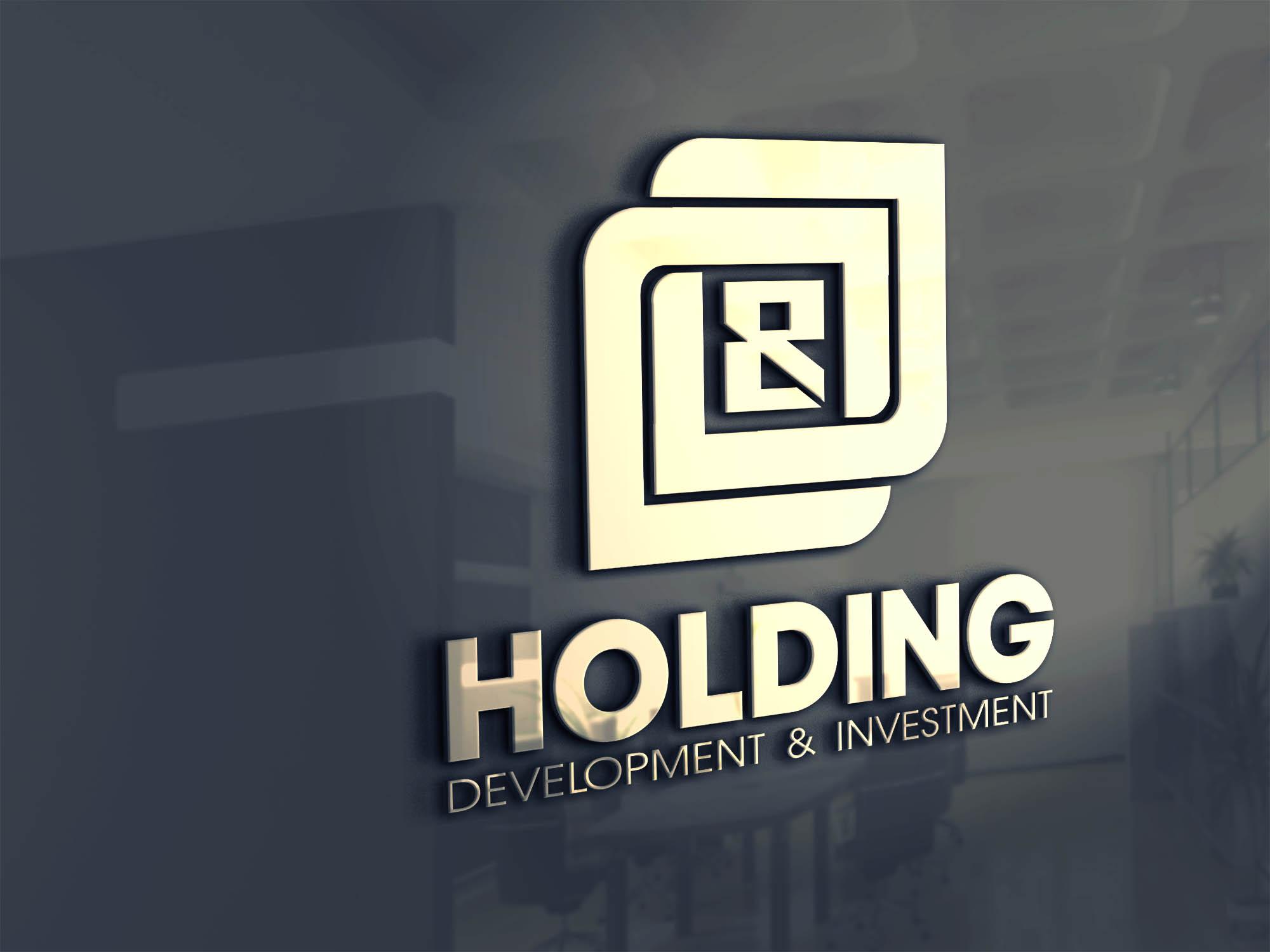 "Разработка Логотипа +  Фирменного знака для компании ""O & O HOLDING"" фото f_5555c7c232d0af4b.jpg"