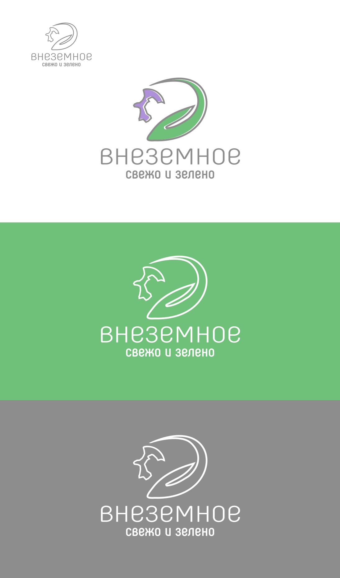 """Логотип и фирменный стиль """"Внеземное"""" фото f_6855e76989b7fa9b.png"""
