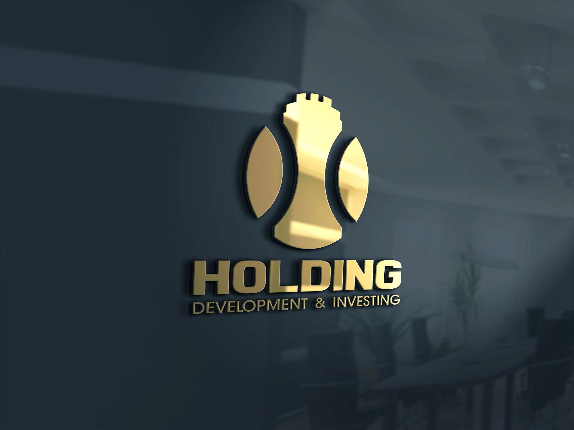 "Разработка Логотипа +  Фирменного знака для компании ""O & O HOLDING"" фото f_7795c8529f55dfd7.jpg"