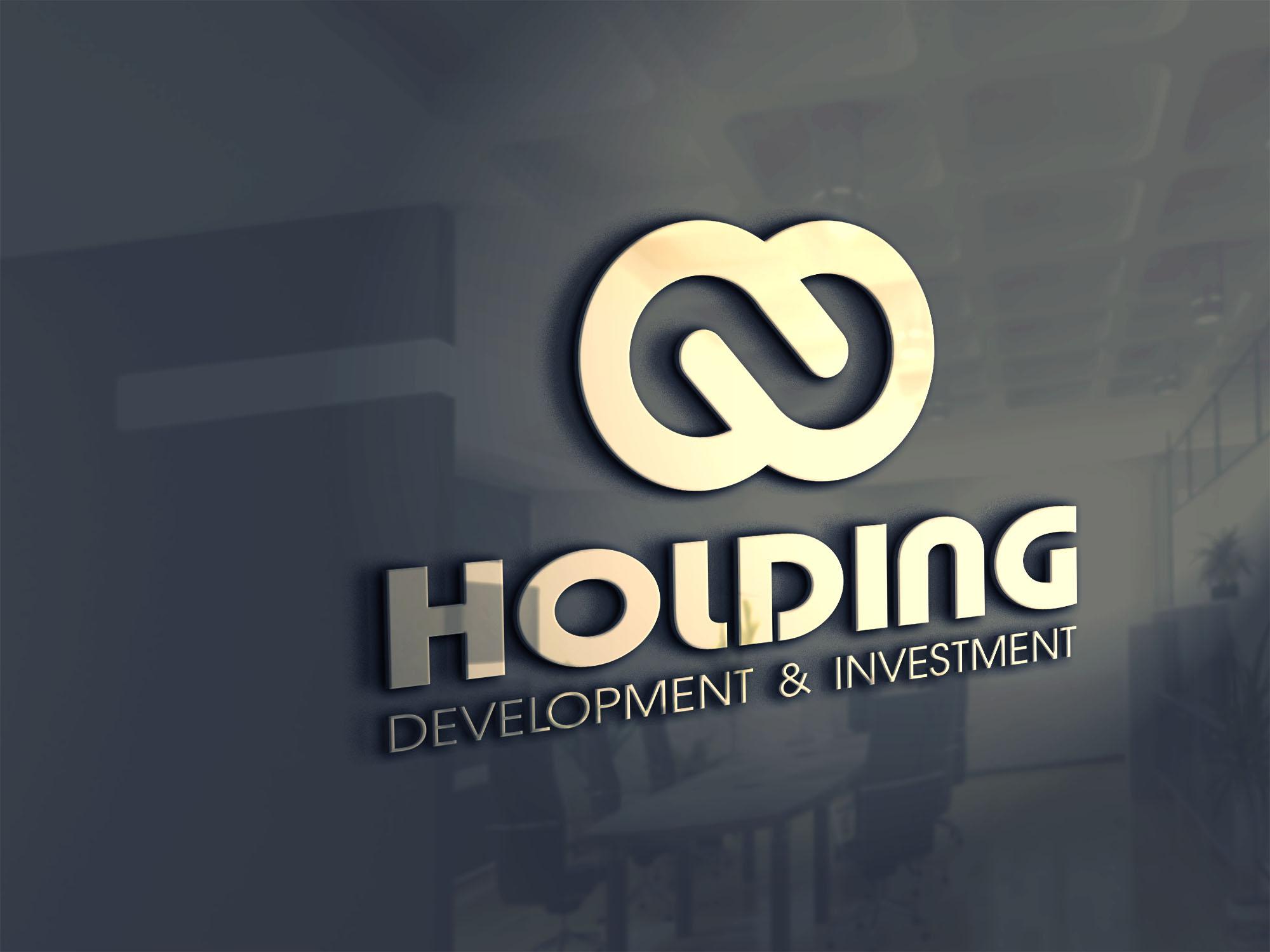 "Разработка Логотипа +  Фирменного знака для компании ""O & O HOLDING"" фото f_8915c7db70a05ae5.jpg"