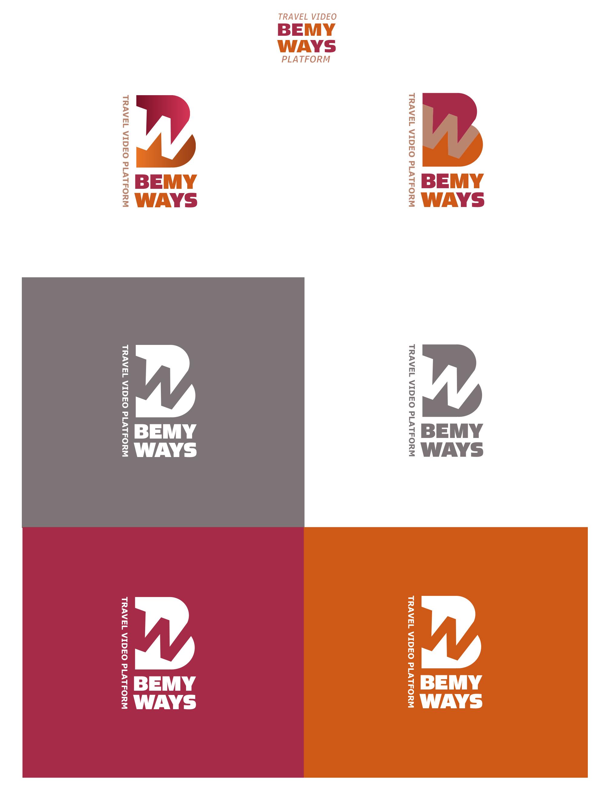 Разработка логотипа и иконки для Travel Video Platform фото f_9525c36708840a4b.jpg