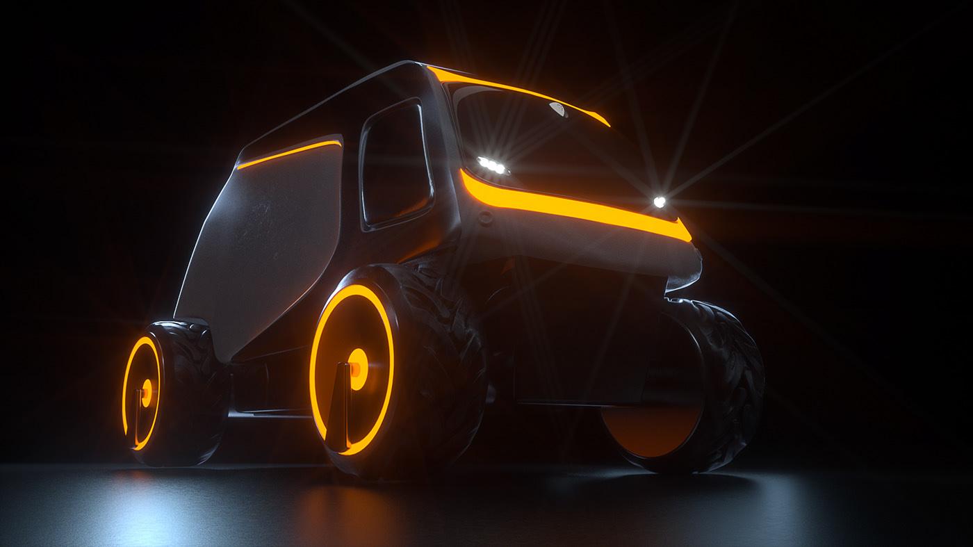 Робот промдизайн