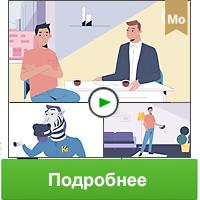 💎 Зебра кредит персонажная анимация - ТОП 🥇 в разделе Motion на Behance