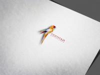 "Логотип фотостудии ""Попугай"""