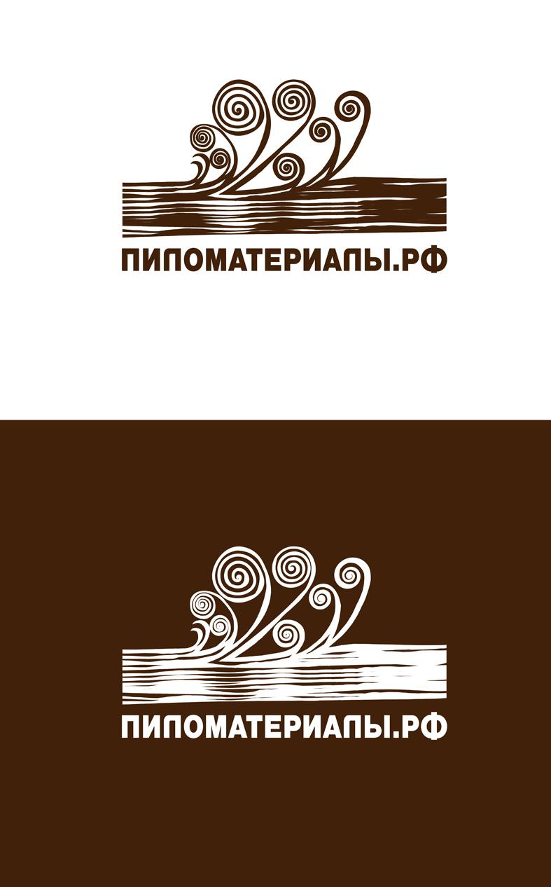 """Создание логотипа и фирменного стиля """"Пиломатериалы.РФ"""" фото f_2225303bcb2bced3.jpg"""