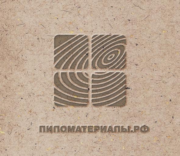 """Создание логотипа и фирменного стиля """"Пиломатериалы.РФ"""" фото f_90252f3dbab97bca.jpg"""