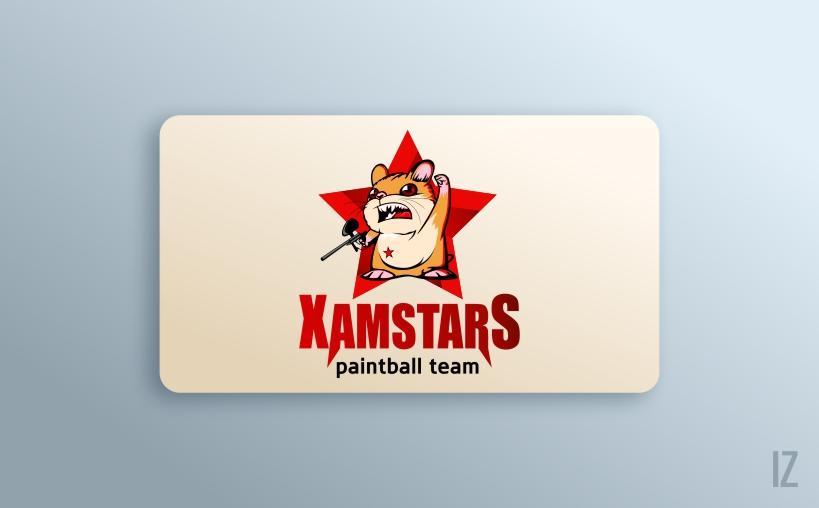 "Логотип для команды ""XamStars"""