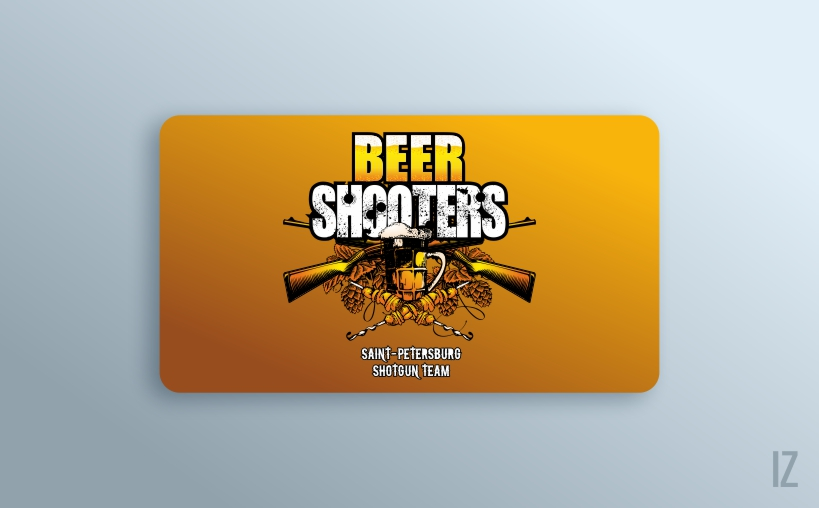 "Логотип команды ""Beer Shooters"""