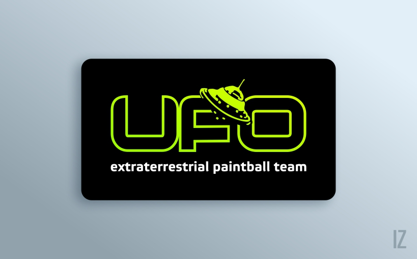 "Логотип для команды ""UFO"""